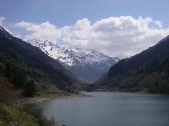 Lac d'Artouste.